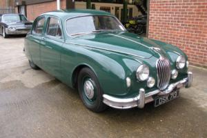 1956 Jaguar Mk.1 2.4 MOD