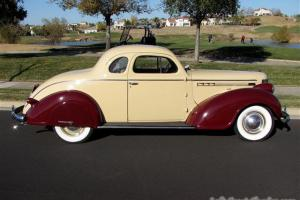 1938 Chrysler C-20 New York Special Coupe NON-PRODUCTION CAR Special Order Only
