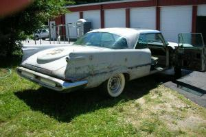 1959 Chrysler Imperial Lebaron Southampton Coupe Very Rare Find
