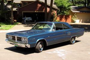 1966 Dodge Coronet 500 440 Big Block Clean