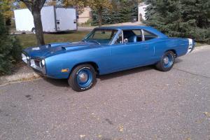 1970 Dodge Coronet Super Bee 440 4sp