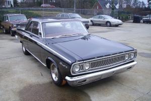 1965 Dodge Coronet 440 FRESH BUILT 383 V8 Factory 4 Speed NEW SLICK PAINT NICE!