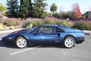 1989 Ferrari 328 GTS Spider Coupe 2-Door 3.2L