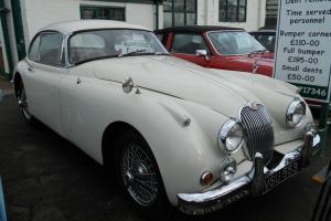 1960 JAGUAR XK 150 3.8