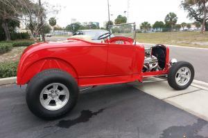 1932 Ford High Boy Steel Body Chuck Norris