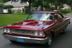 427 SOHC  HOLMAN & MOODY CAMMER RESTOMOD  - 1963 1/2 Ford Galaxie Coupe - 3K MI