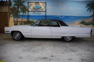 "66 CADILLAC ""WONDERFUL CONDITION"" LOADED"