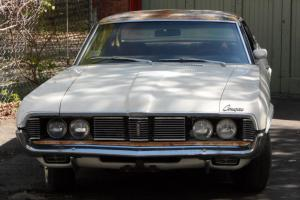 1969 MERCURY COUGAR XR7 BIG BLOCK 390 4V UNIQUE AIR CLEANER LIKE BOSS MUSTANG