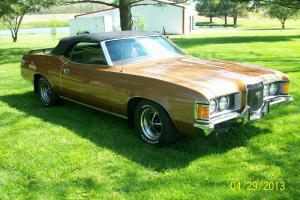 1971 Mercury Cougar XR-7 5.8L
