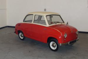 1960 goggomobil T250