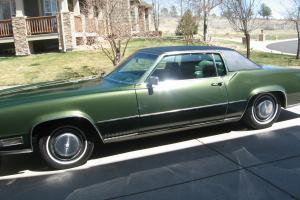 1970 Cadillac Eldorado w/500 ci motor bigger than 1967,1968,or 1969 eldorados