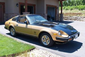 1980 Datsun 280ZX 10th Anniversary Photo
