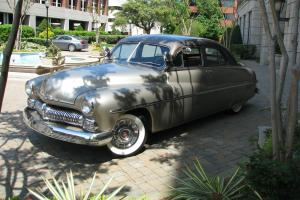 1950 Mercury Sports Sedan - Mild Custom  - Dual Carburetors - V8 w/Overdrive