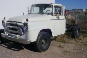 1957 INTERNATIONAL A120  4 X 4 , RUST FREE ALL ORIGINAL ,SUPER RARE Photo