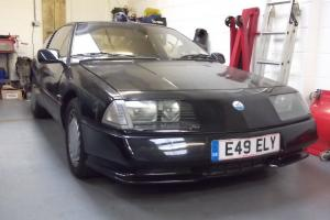 Renault Alpine GTA Turbo
