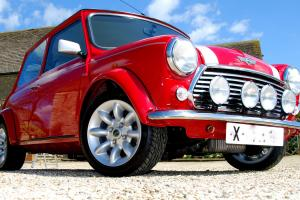 STUNNING MINI COOPER SPORT FROM A PRIVATE COLLECTION & WITH 2,000 mls FROM NEW