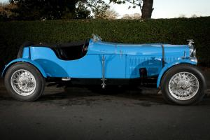 "1936 Alvis SA 3 1/2 litre Sports Special - ""Boadicea"" Photo"