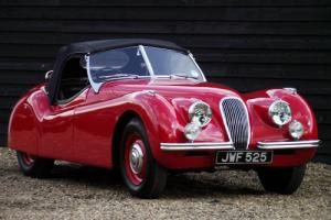 1951 Jaguar XK 120 Roadster 3442cc Petrol classic cars