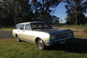 HK Holden Premier Wagon in East Gippsland, VIC