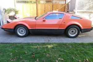 "74 Bricklin SV1   "" Movie STAR CAR"" from the movie ""Deadline Auto Theft"""
