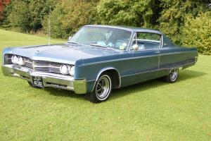 1967 CHRYSLER 300C VERY RARE LUXURY MUSCLE CAR Photo