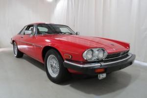 1989 Jaguar XJS V12 41,443 miles