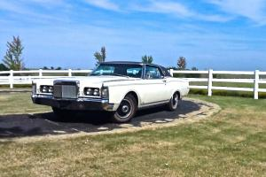 1969 Lincoln Mark III Base 7.5L