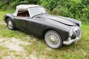 MGA roadster-1957