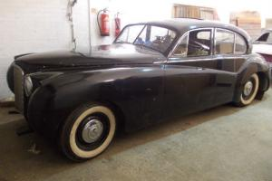 JAGUAR MK 7 1954 UNFINISHED PROJECT....
