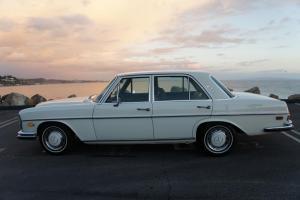 1972 Mercedes-Benz 280SE 4.5 21k Original Miles No Reserve Special Order