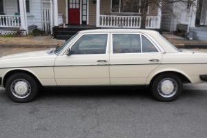 Mercedes-Benz 300d 1977 6 cylinder 52,721 original miles