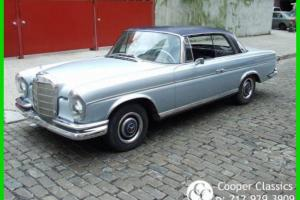 1965 Mercedes-Benz 300SE Coupe