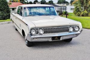 No reserve 1 owner 16ks all original 1964 Mercury Montclair breezway loaded
