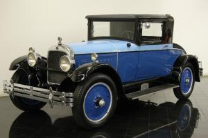 1926 Nash Special Six Business Coupe 207ci 6 Cyl Rarer Than Ford Model A
