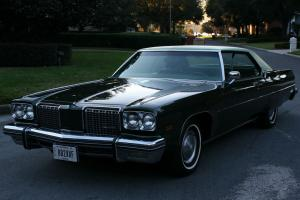 MINT TWO OWNER TOP OF THE LINE-1974 Oldsmobile 98 LS Coupe - 49K MILES