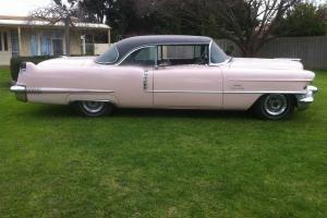 Cadillac 1956 Coupe Deville Original Untouched Survivor
