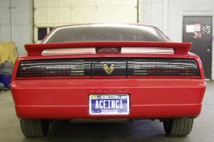 Pontiac Trans AM Fire Bird GTA 1987 1986 1988 1989