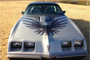 1979 Trans Am 10th Anniversary Silver 6.6 litre, 403 Auto Matching #'s NICE!