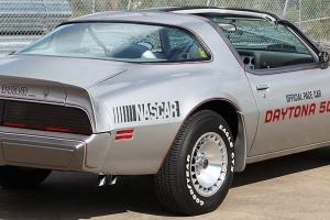 1979 PONTIAC TRANS AM PACE CAR 10TH ANNIVERSARY