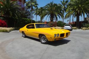 1970 PONTIAC GTO RAM AIR IV