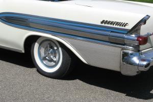 1957 Bonneville F.I.Rare Harley Earl & Bunkie Knudson Gm concept production car.