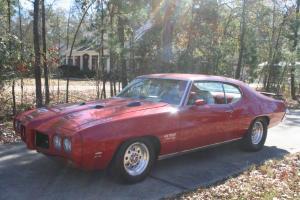 1972 Pontiac LeMans/GTO Clone Tribute