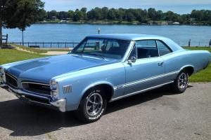 1966 Pontiac LeMans Base 3.8L
