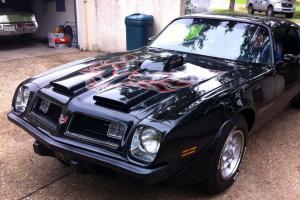 1975 Pontiac Trans Am 2-dr Coupe