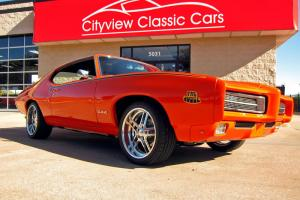 "1969 Pontiac GTO Judge ""Pro-Tour"", Rotisserie Restored, Over $150k Invested!"