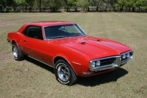 ***1968 Firebird 400 4-Speed, NUMBERS MATCHING, PHS DOCUMENTED, Unrestored***