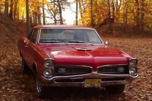 1967 Pontiac GTO Base 6.6L