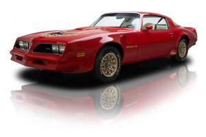 33,117 Actual Mile Firebird Trans Am L78 400 V8 4 Speed