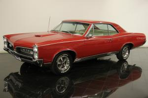 1967 Pontiac GTO Hardtop 400ci V8 His Hers Automatic Restored AC PS PB