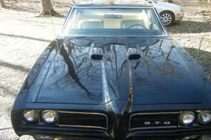 1969 GTO Numbers Matching